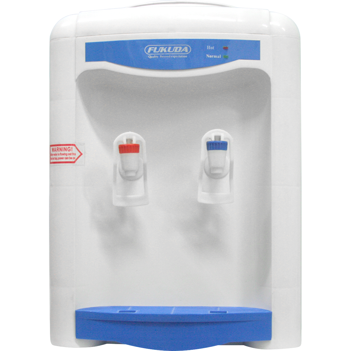 Fukuda FWD 788L Table Top Hot And Normal Water Dispenser