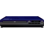 2.1 Channel DVD Player FDX-500 Blue
