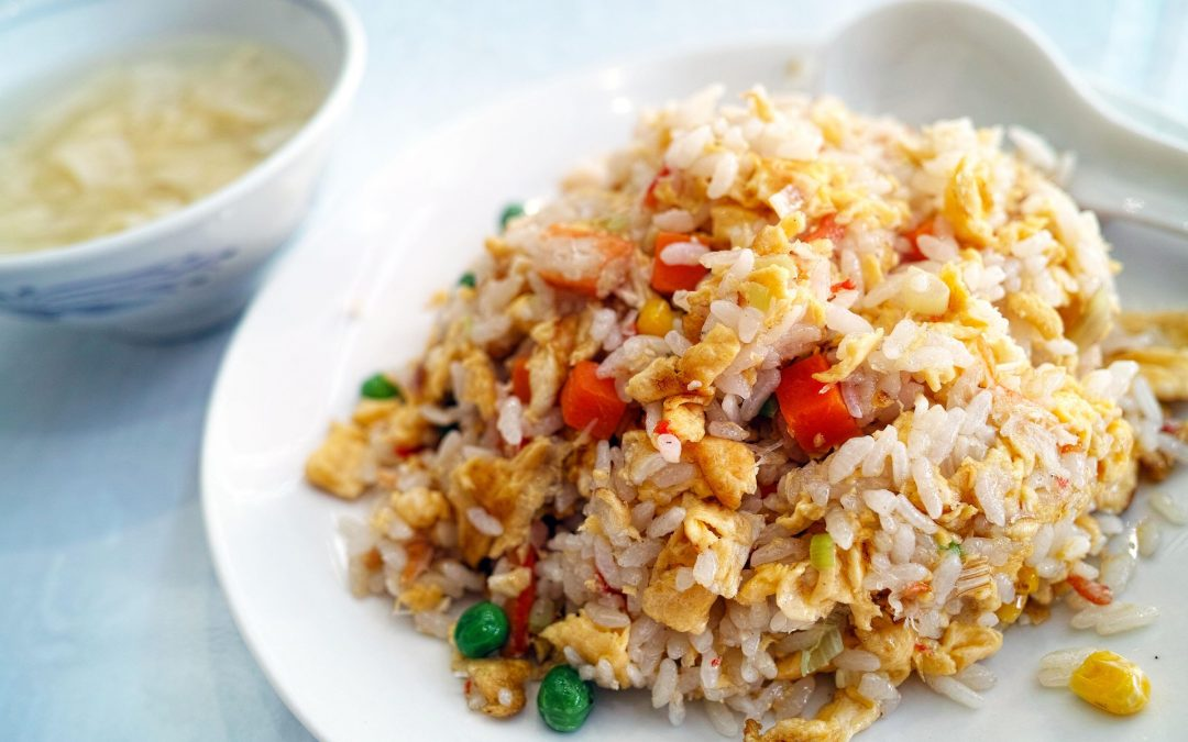 3 Fried Rice Recipes for Your Family