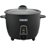 10 Cups / 1.8L Rice Cooker & Warmer / Matte Black