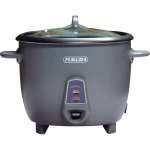 10 Cups / 1.8L Rice Cooker & Warmer / Matte Gray
