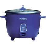 10 Cups / 1.8L Rice Cooker & Warmer / Matte Purple