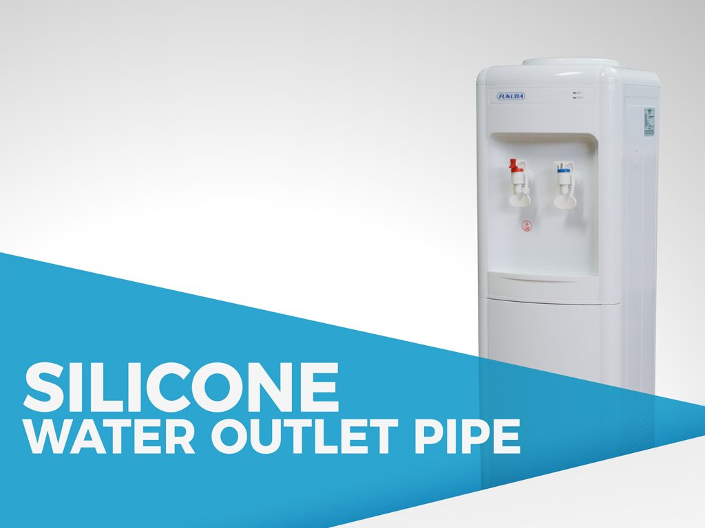 Silicone Water Outlet Pipe