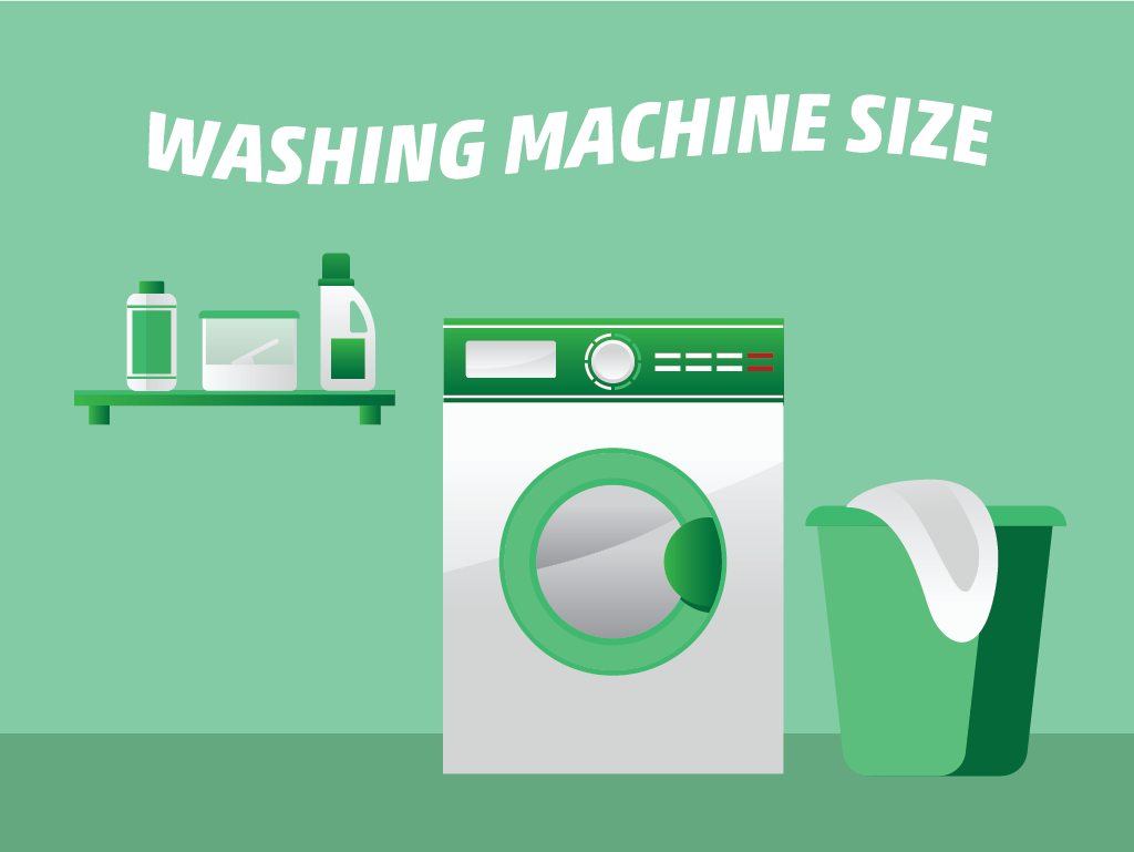 Washing Machine Size