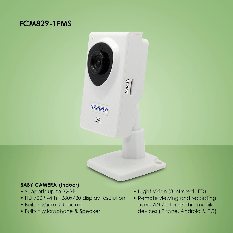 Fukuda FCM829-1FMS Baby Camera (Indoor)
