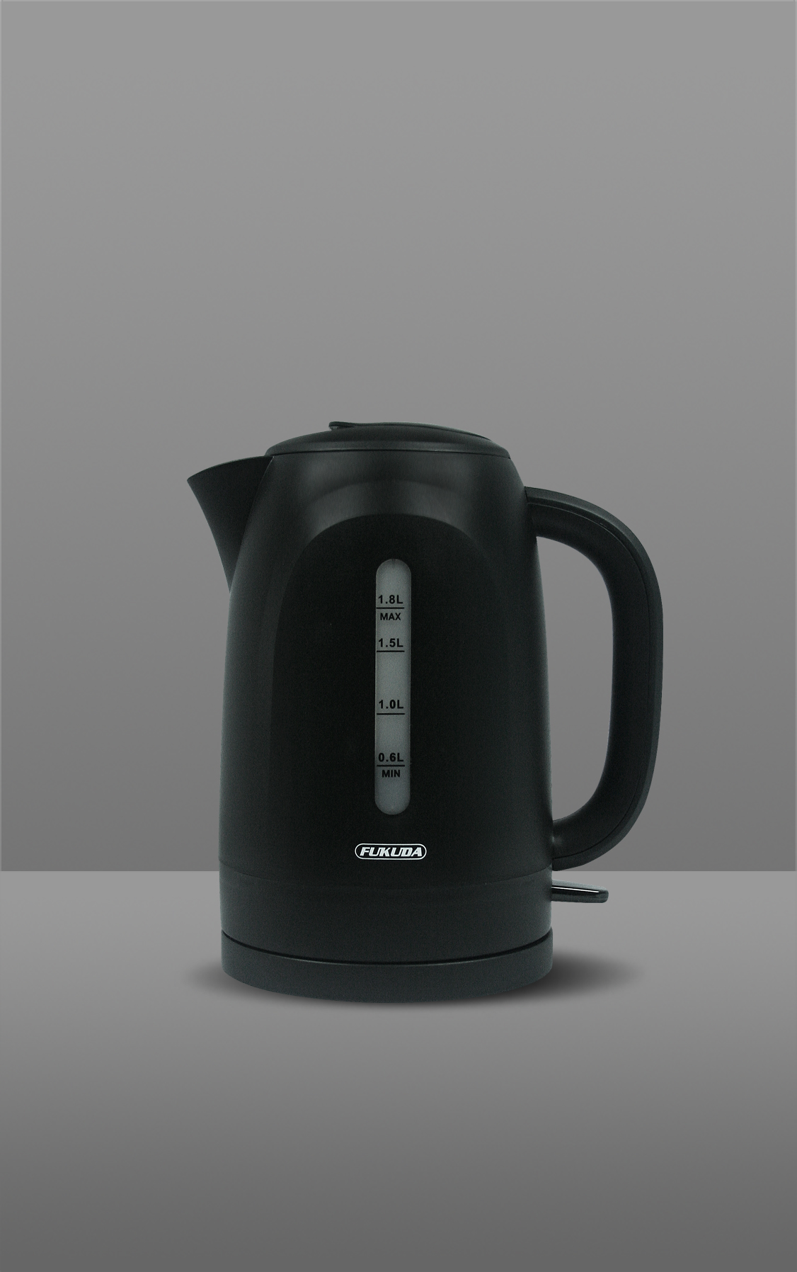 1.8L MATTE ELECTRIC KETTLE 360° ROTARY