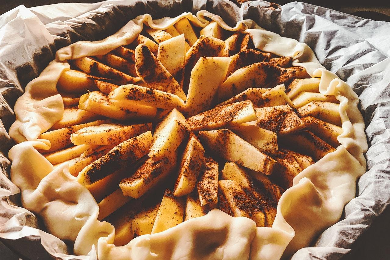 Apple Pie Frappuccino