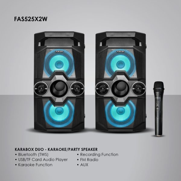 Fas525x2w
