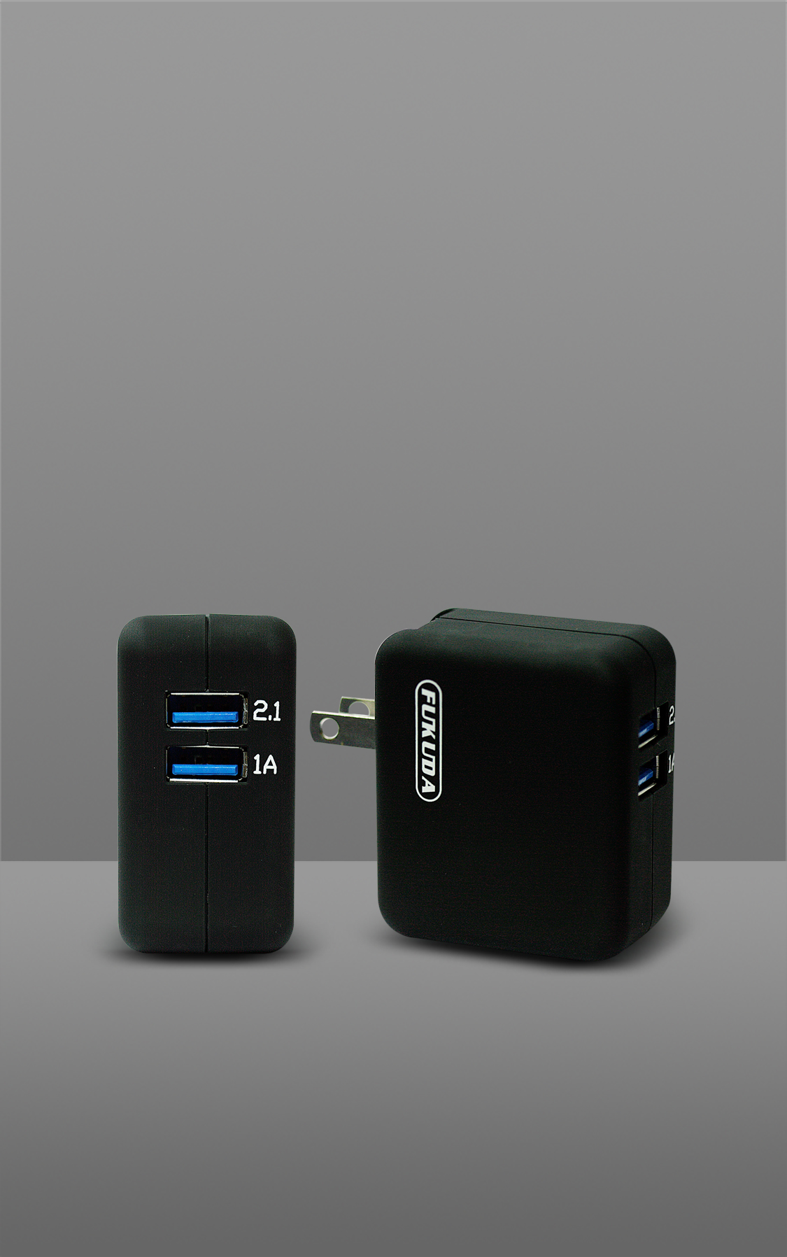 TWO PORT TRAVEL CHARGER 20 WATTS
