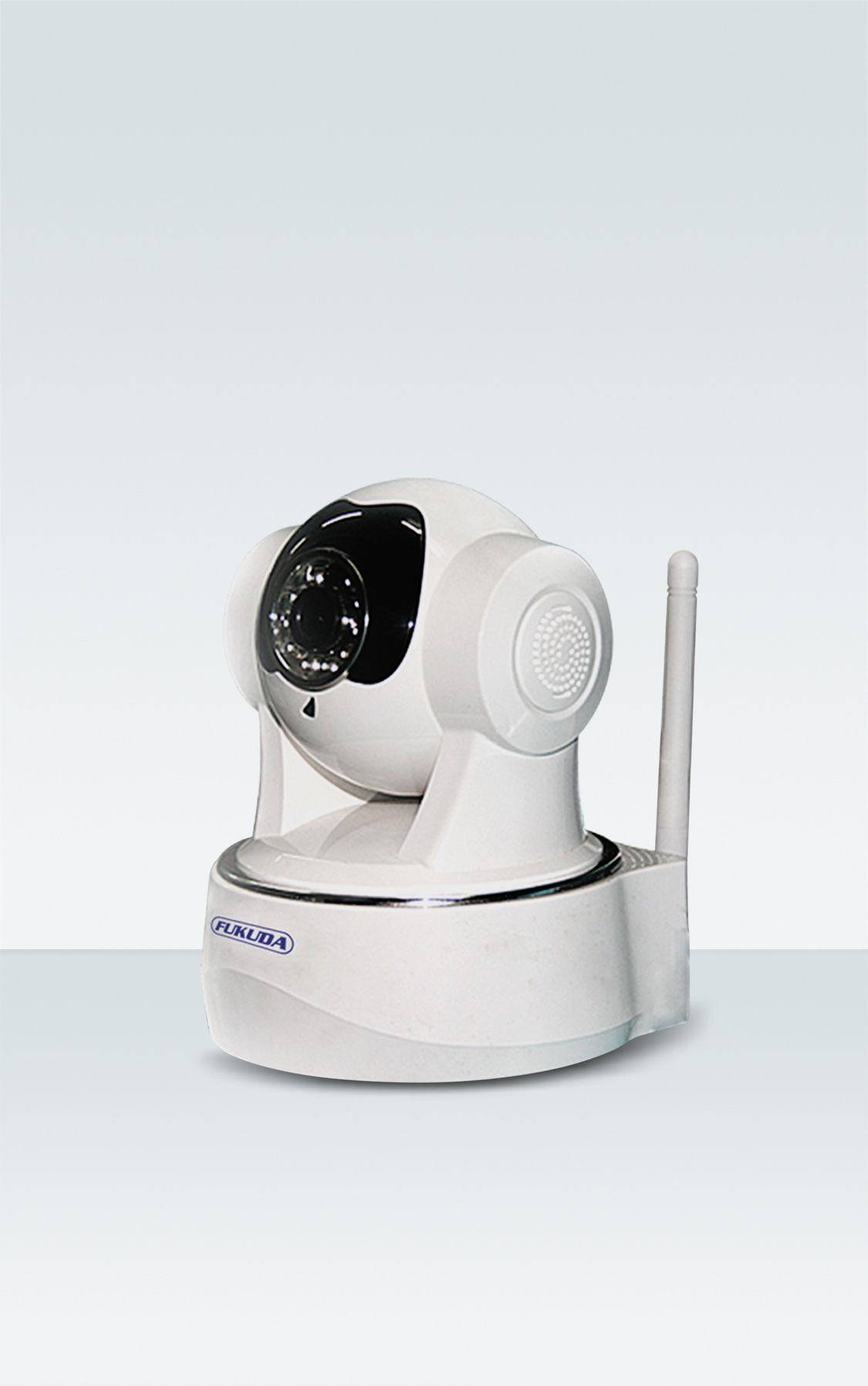 IP CAMERA (INDOOR) BUILT-IN MICROPHONE & SPEAKER