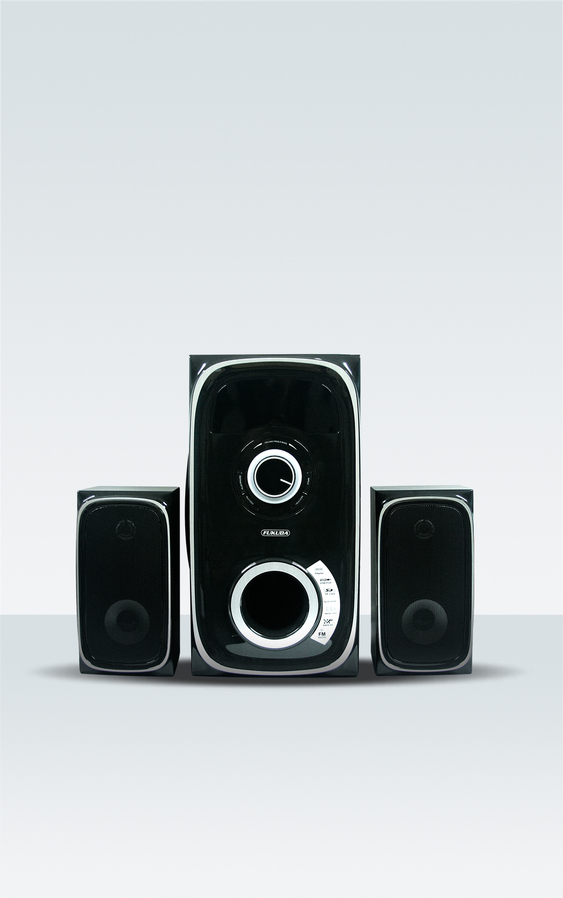2.1 CH HOME THEATER SPEAKER 80W RMS