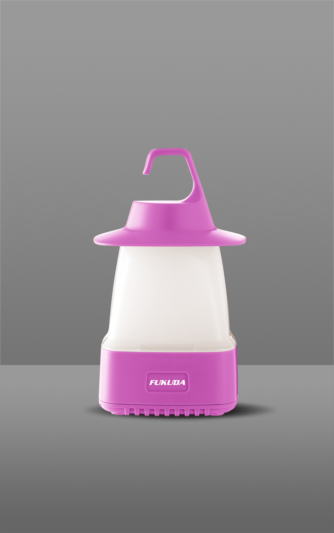 RECHARGEABLE LAMP (PURPLE)