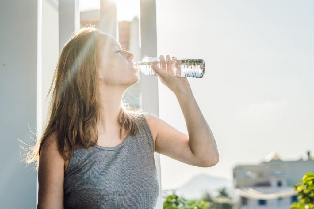 Make Hydration Your Number One Priority