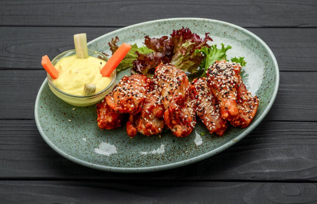 Gochujang Chicken Wings